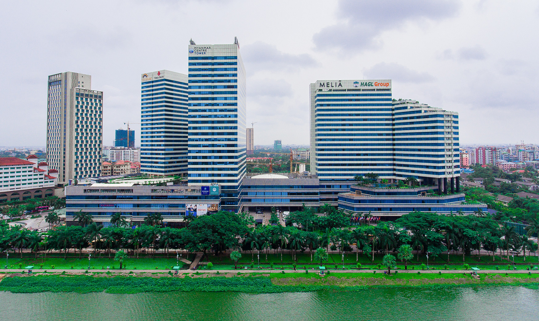 Myanmar Plazza Office Tower